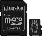MicroSDXC 64Gb Kingston