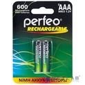 Perfeo AAA600mAh/2BL