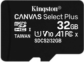 MicroSDHC 32Gb Kingston